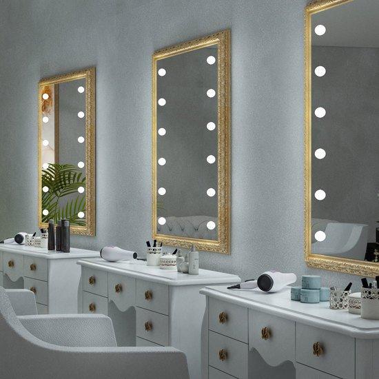 Lighted mirror mf110 p vintage gold* chiara ferrari treniq 1 1513267987724
