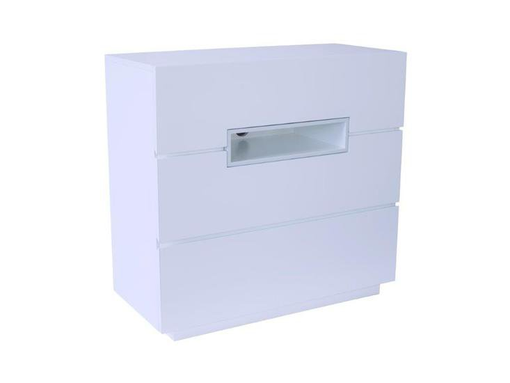 Savoye white with white accent three drawer chest gillmorespace limited treniq 1 1513321901611