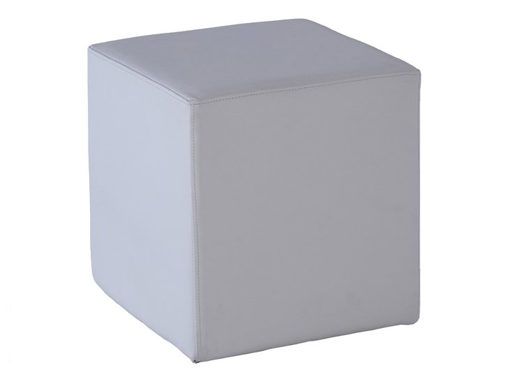 Enzo leather white square stool gillmorespace limited treniq 1 1513323694910