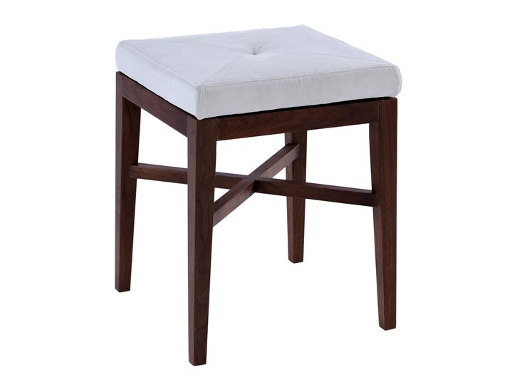 Lux upholstered stool gillmorespace limited treniq 1 1513325014961