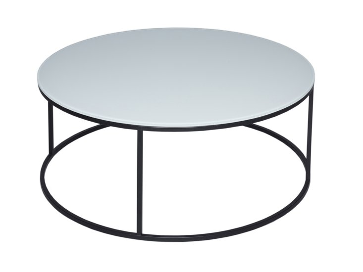 Kensal white with black base circular coffee table gillmorespace limited treniq 1 1513340912032