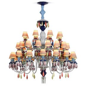 Belle-De-Nuit-Chandelier-40-Lights-Multicolor_Lladro_Treniq_0