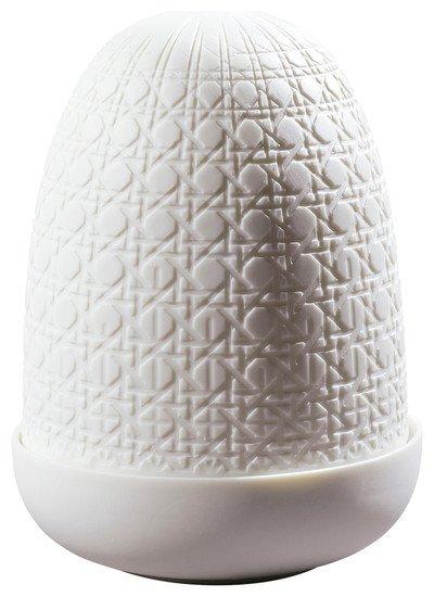 Wicker dome lamp  lladro treniq 1 1513361113952