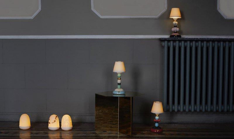 Wicker dome lamp  lladro treniq 1 1513361120355