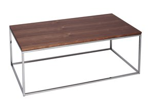 Kensal-Walnut-With-Polished-Steel-Base-Rectangular-Coffee-Table_Gillmore-Space-Limited_Treniq_0