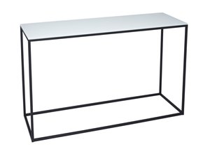 Kensal-White-With-Black-Base-Console-Table_Gillmore-Space-Limited_Treniq_0