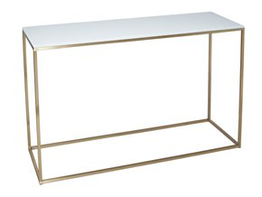 Kensal-White-With-Brass-Base-Console-Table_Gillmore-Space-Limited_Treniq_0