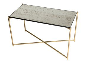 Iris-Rectangle-Side-Table-Antiqued-Glass-With-Brass-Frame_Gillmore-Space-Limited_Treniq_0