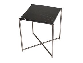Iris-Square-Side-Table-Black-Marble-With-Gun-Metal-Frame_Gillmore-Space-Limited_Treniq_0