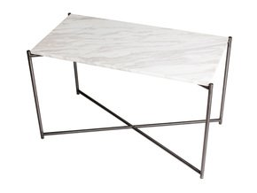 Iris-Rectangle-Side-Table-White-Marble-With-Gun-Metal-Frame_Gillmore-Space-Limited_Treniq_0