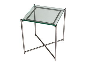 Iris-Square-Side-Table-Clear-Glass-With-Gun-Metal-Frame_Gillmore-Space-Limited_Treniq_0