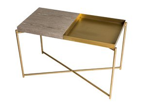 Iris-Rectangle-Top-Side-Table-Weathered-Oak-&-Brass-Tray-With-Brass-Frame_Gillmore-Space-Limited_Treniq_0