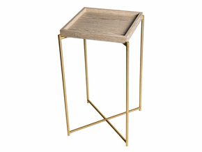 Iris-Square-Plant-Stand-Weathered-Oak-Tray-With-Brass-Frame_Gillmore-Space-Limited_Treniq_0
