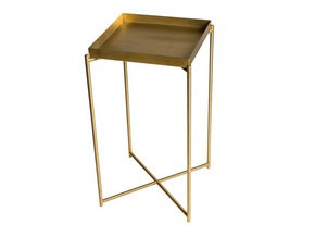 Iris-Square-Plant-Stand-Brass-Tray-With-Brass-Frame_Gillmore-Space-Limited_Treniq_0