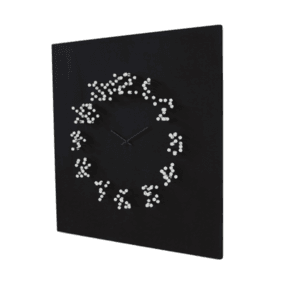 Mocap Wall Clock - Time is an Illusion