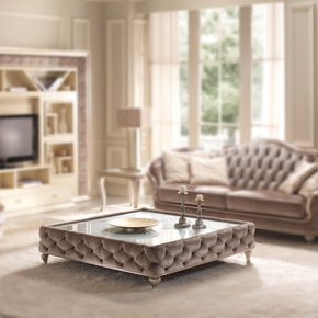 Eden Coffee Table - Gold Confort - Treniq