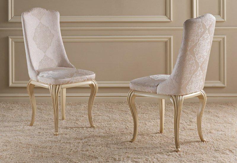 Eden dining chair gold confort treniq 2