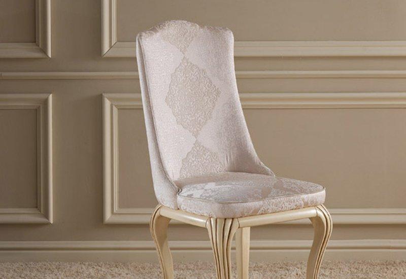 Eden dining chair gold confort treniq 3