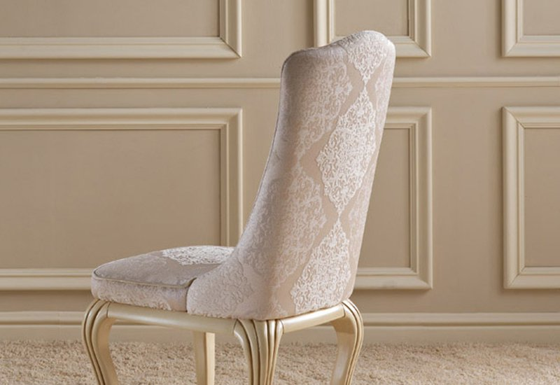 Eden dining chair gold confort treniq 4