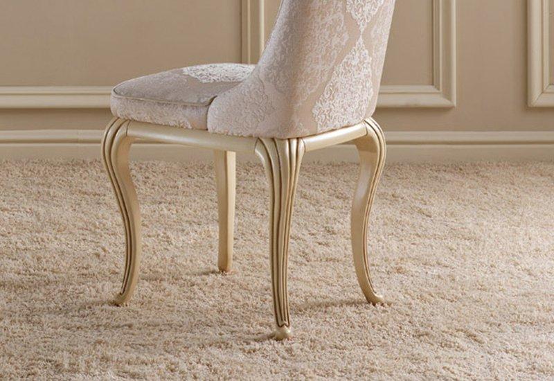 Eden dining chair gold confort treniq 5