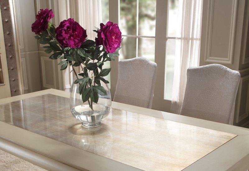 Eden dining table gold confort treniq 2