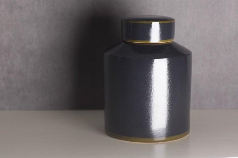 Modern ceramic temple jar decorus boutique treniq 1 1513760551292