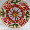 Dinner plate sicily sun ceramiche siciliane ruggeri srl treniq 1 1513768816982