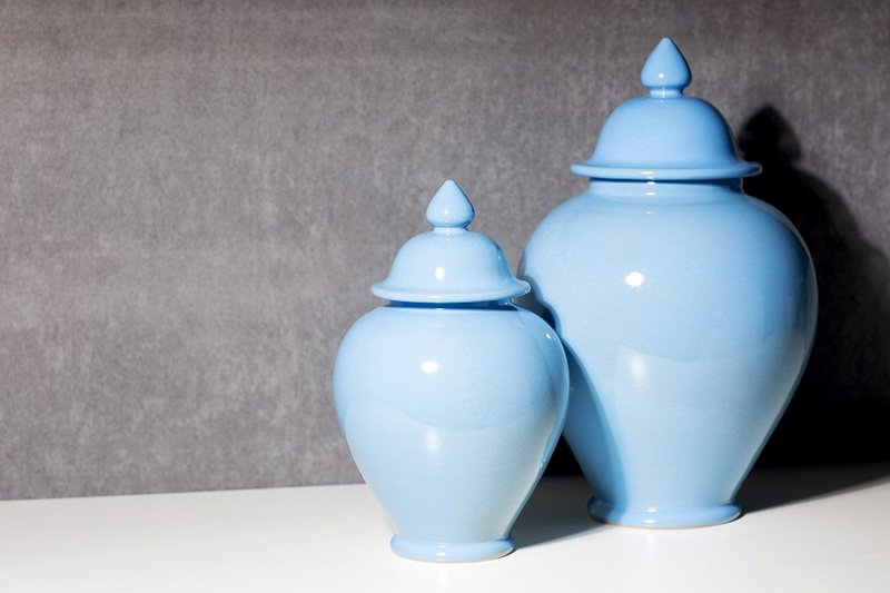 Azzurro temple jar small decorus boutique treniq 1 1513771653559