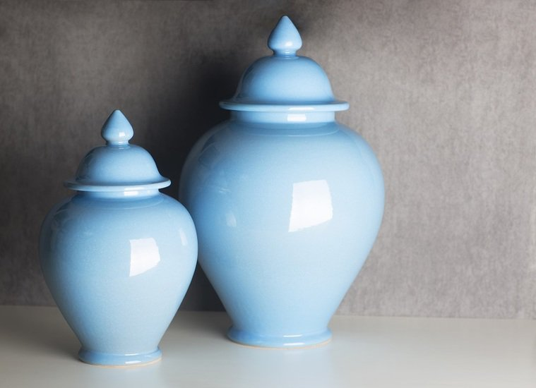 Azzurro temple jar medium decorus boutique treniq 1 1513772489180