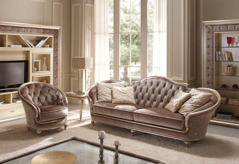 Eden sofa gold confort treniq 5