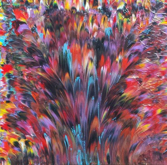 Tropical blaze ii alexandra romano art treniq 1 1513886148860