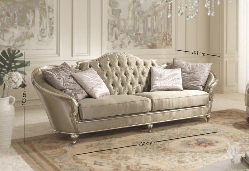 Eden sofa gold confort treniq 6