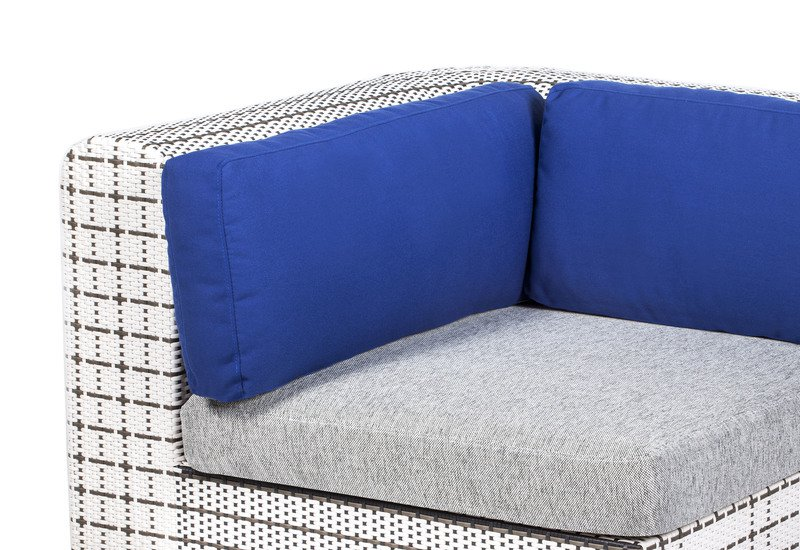 Mix weaving corner sofa seven oceans designs treniq 2