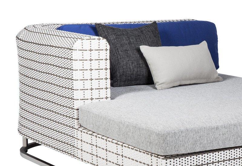 Mix weaving left sofa seven oceans designs treniq 3