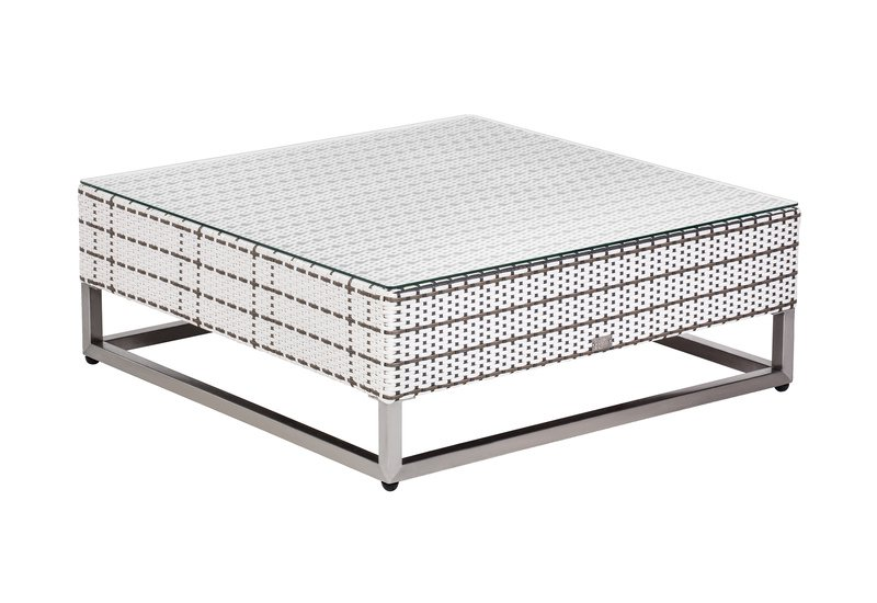 Mix weaving coffee table seven oceans designs treniq 2