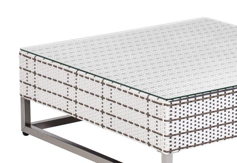 Mix weaving coffee table seven oceans designs treniq 3