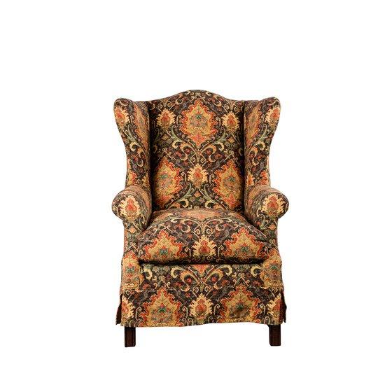 Festival wingback armchair jess latimer treniq 1 1515765205277