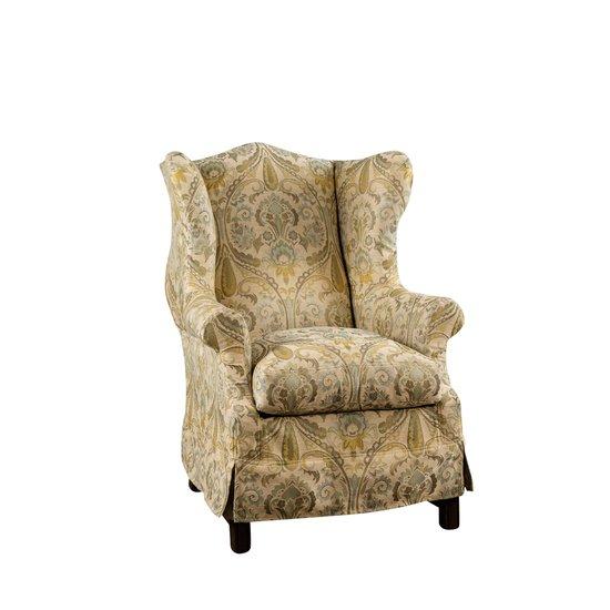 Garden Wingback Armchair Eclectic by Latimer Living | Treniq