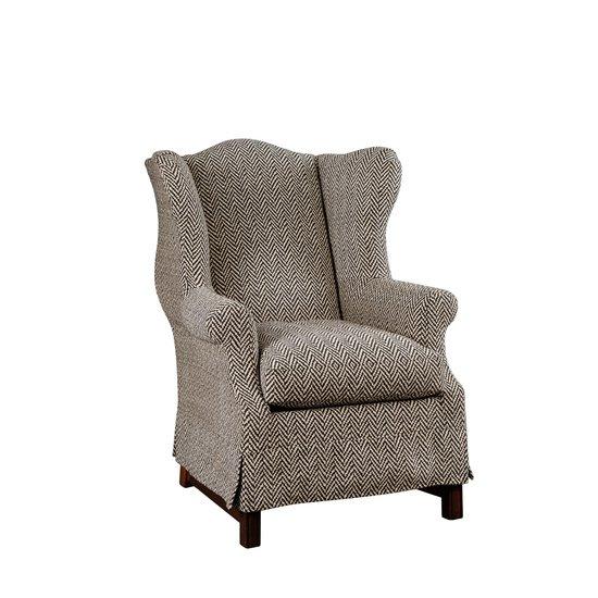 Classic wingback armchair jess latimer treniq 1 1515765305421