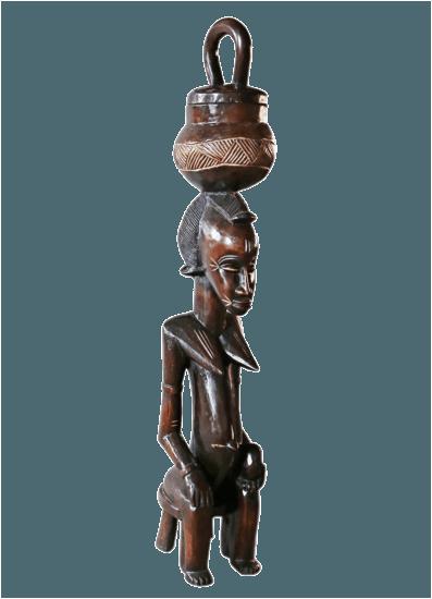 Traditional baule peau statue large avana africa treniq 1 1515838395219