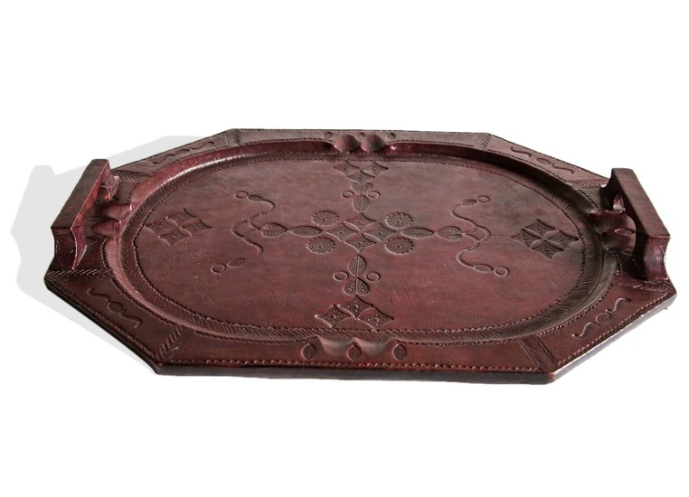 Touareg set of 4 trays dark mahogany avana africa treniq 1 1515841744763