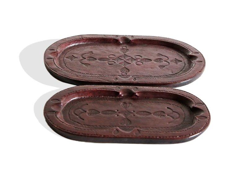 Touareg set of 4 trays dark mahogany avana africa treniq 1 1515841744790