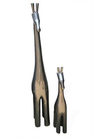 Metallic grey mama giraffe  avana africa treniq 1 1515842015994