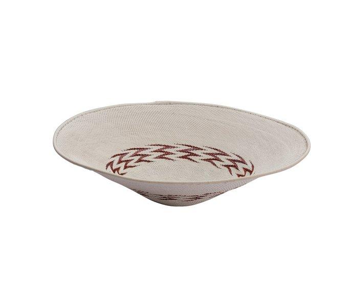 Copper and white wire bowl jess latimer treniq 1 1515984997168