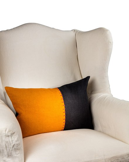 Colour block throw cushion jess latimer treniq 1 1515985772812