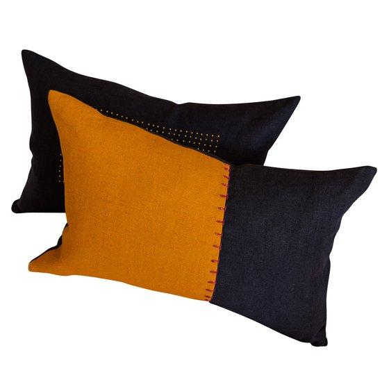 Colour block throw cushion jess latimer treniq 1 1515985772808