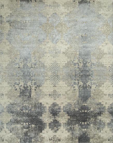 Khaki hand knotted rug jaipur rugs treniq 1 1515998990441