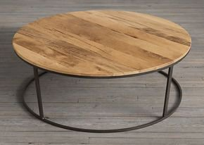 Reclaimed-Wood-Round-Coffee-Table-_Shakunt-Impex-Pvt.-Ltd._Treniq_0