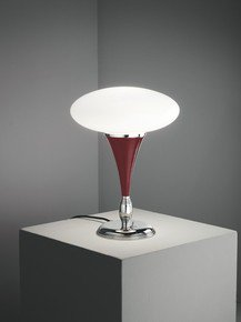 Agaricus-Table-Lamp-Chorme/Red_Younique-Plus_Treniq_0