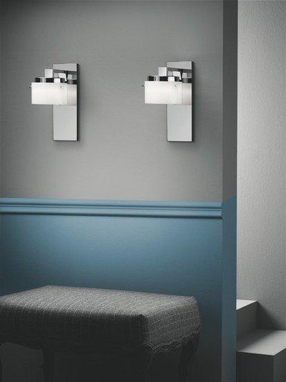 Doge down v1 wall lamp chrome younique plus treniq 1 1516271275274